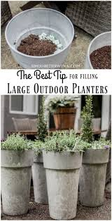 Low Bowl Planter by Best 20 Large Outdoor Planters Ideas On Pinterest U2014no Signup