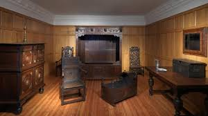 century bedroom furniture reconstructed rooms furniture history national museum