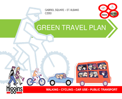 Travel Plans images Green travel plan for gabriel square best practice hub jpg