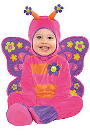 amscan childrens butterfly costume flutterby baby kids animal