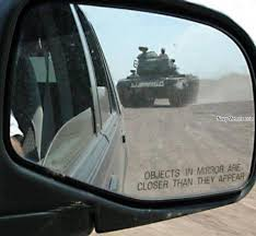 Mirror Meme - objects in the mirror navy memes clean mandatory fun