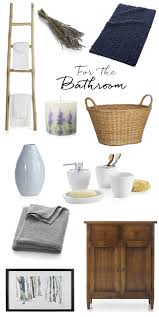 bring hygge into your home with crate and barrel cozy bathroom