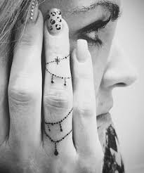 best 25 ring finger tattoos ideas on in finger