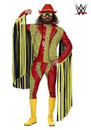 Halloween Costumes Hulk Size Macho Man Randy Savage Costume
