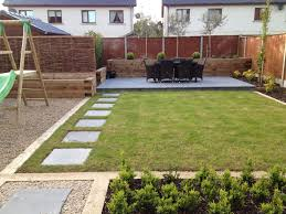 Family Garden Ideas Family Garden And Landscaping Low Maintenance Family Lawn