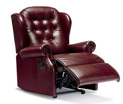 furniture cozy seating for your home using small recliner