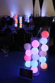 cool vases glow orbs floating lights glass cylinder vases and garden deco