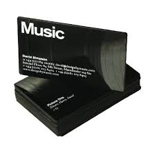 Business Card Music Essential Items Every Artist Should Have Part 2 Of 5 Where Is