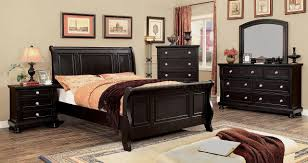 argusville cm7380 bedroom in espresso finish w options