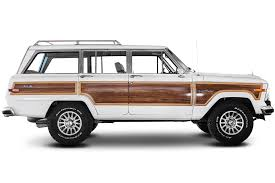 1987 jeep wagoneer grand wagoneer the complete collection of our grand wagoneer for