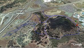 Mtsac Map Willowhill2mi2006tilted Jpg