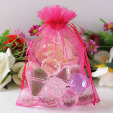 organza favor bags 100 20cmx30cm large size organza bags wedding favour gift candy