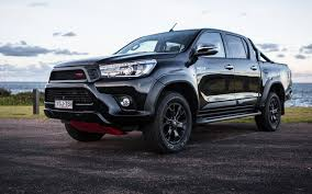 toyota truck hilux 2017 toyota hilux trd review caradvice