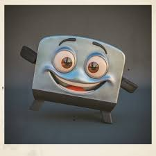 The Brave Toaster The Brave Little Toaster Toaster By Zsibo On Deviantart