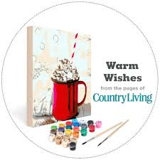 country living kit warm wishes easy 123