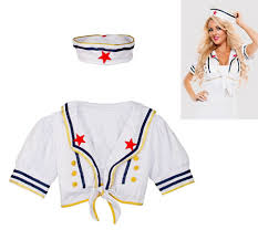 sailor hat 8in 4in party