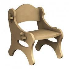 chaise enfant bois fabricant français gomille de supports en bois à décorer chaise enfant