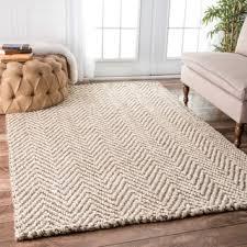 jute chevron rugs u0026 area rugs for less overstock com