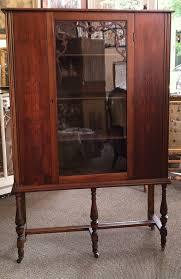 Furniture Companies by Circa 1930 Gettysburg Furniture Company Hutch China Cabinet Curio