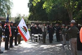 Zavala Flag Kings County Peace Officers U0027 Memorial Ceremony Held Local