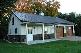 How To Build A Pole Barn Cheap Pole Barn Pictures Photos Ideas Floor Plans Lester Buildings