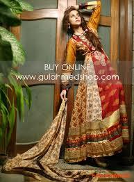 fancy frocks gul ahmed lawn dresses designs 2014 anarkali umbrella fancy frocks