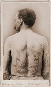 frank deburdg was tattooed by samuel o u0027reilly at his bowery studio