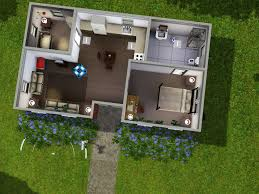 2 Bedroom Homes by Starter Homes For Sims 3 At My Sim Realty