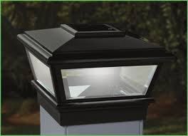 menards solar deck lights lighting solar deck post lights 4x4 menards solar deck post lights