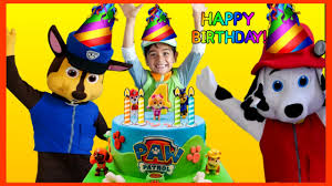 paw patrol birthday party in real life nickelodeon opening