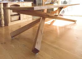 makinging room table with kreg jig smaller columns out of pallets