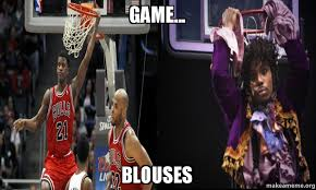 Game Blouses Meme - prince game blouses the blouse