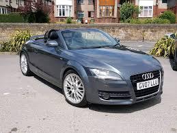 2007 audi tt roadster 3 2 v6 auto s line dsg cabriolet fully