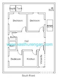 Home Design For 30x60 Plot North East Facing Vastu House Plan