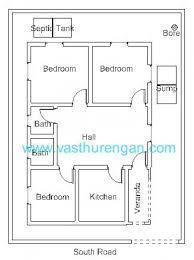 Master Bedroom According To Vastu Vastu Plan For South Facing Plot 4 Vasthurengan Com