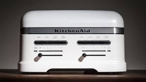 4 Slice Toaster White Kitchenaid Pro Line 4 Slice Toaster Review Cnet