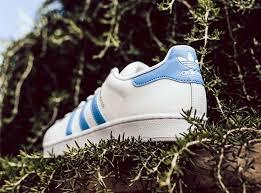 adidas superstar light blue adidas superstar light blue white by3716 sneakerfiles