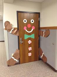 Christmas Office Door Decorations 29 Best Kerst Op Kantoor Christmas In The Office Images On Pinterest