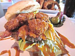 the basement burger weekly