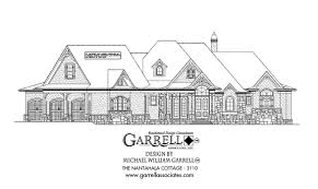 House Plans Craftsman Nantahala Cottage 3110 House Plan House Plans By Garrell