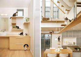 Modern Cat Trees Furniture by Modern Cat Tree With Litter Box Cat Tree With Litter Box