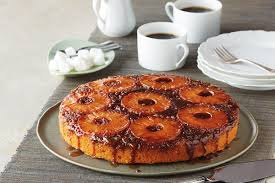 spiced pineapple upside down cake del monte foods inc