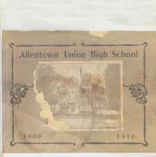 free high school yearbook pictures online 1910 allentown union free school yearbook online allentown ny