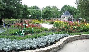 Overland Park Botanical Garden Deanna Children S Farmstead Overland Park Kansas