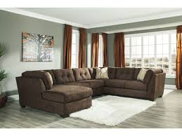 chocolate sectional sofa delta city chocolate sectional sofa shop for affordable home
