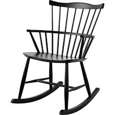 Chair Jpg Rocking Chair Drawing Fdb J52g Fdb Products Icons Of Denmark