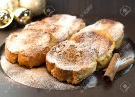 brasilianische k che rabanadas oder torrijas traditionelle brasilianische und spanische