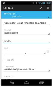 android reminders how to sync icloud reminders with your android device cnet