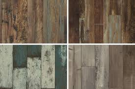 laminate on the wall