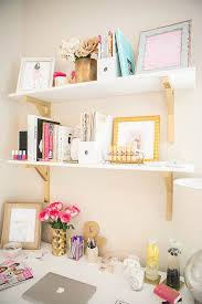 Office Decor Ideas For Work How To Make A Small Office Space Work Feminine Home Offices